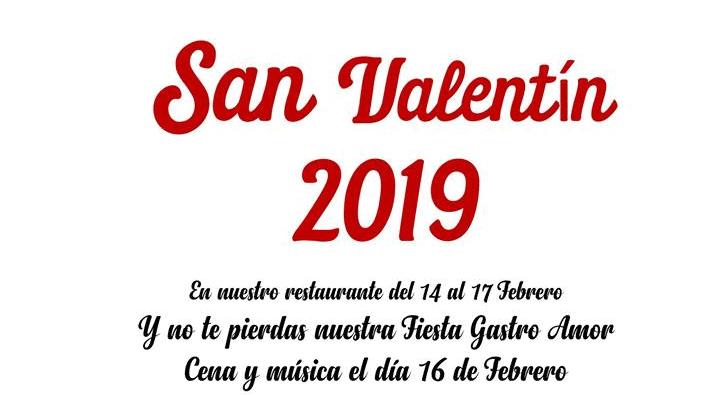 San Valentín en Casa Pepe